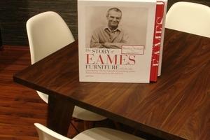 Bei den Gestalten, Berlin: The Story of Eames Furniture; freuen Sie sich darauf!