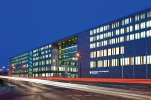 Land-und Amtsgericht Düsseldorf, 2010<br />
