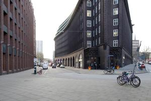 Ziegelikone: Chilehaus, Hamburg (Fritz Höger)