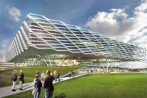 Behnisch Architekten gewinnen beim Sportartikel Giganten Adidas