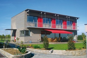 Neubau in Bad Nauheim – Architekturbüro Wamsler <br /><br />
