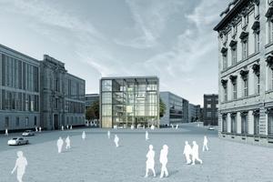 2. Preis: Kaspar Kraemer Architekten, Köln