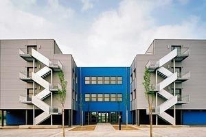 Laborgebäude im Technologiepark Münster