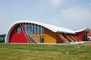 Passivmöbelhaus Kohler in Erolzheim von Keck Architekten, Ochsenhausen<br />