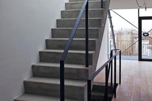 """<div class=""""9.6 Bildunterschrift"""">Innerhalb der Wohnungen gibt es keine tragenden Wände, die Grundrisse sind somit frei gestaltbar</div>"""