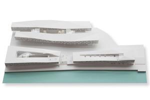 1. Platz: Gerber Architekten (Dortmund) mit der Levin Monsigny Landschafts-architekten GmbH (Berlin)