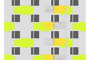Auch die Fassadengestaltung wird bei dem Minimalprojekt mitgedacht