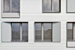Visualisierung Fassadendetail