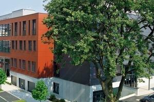 Der Neubau der Hautklinik am Universitätsklinikum Essen