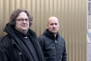 Jan Kampshoff und Marc Günnewig<br />