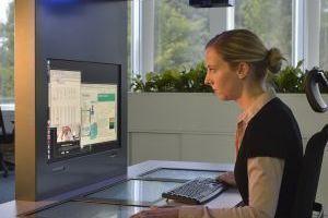 Im LightFusion Lab beispielsweise werden Lichtszenarien und -technologien für Büros getestet