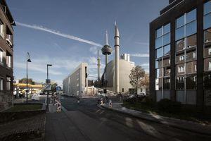 Südwestansicht aus der Fuchsstraße