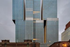 Finalist: De Rotterdam von OMA, Rotterdam