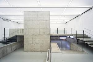 Kunsthalle Wilhelmshaven 1964-1968 von der Architektengemeinschaft Frank Sommerfeld und Hans Günter Harms<br /><br />