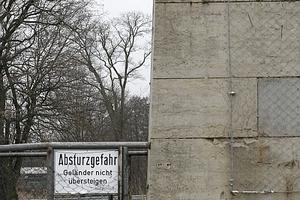 Architektur für 1000 Jahre in baulichem Mängelzustand
