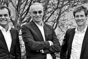 """<div class=""""fliesstext_vita""""><strong>Sacker Architekten GmbH, Sacker Generalplaner GmbH</strong><br />v.l.: Detlef Sacker, Jens Pasche, Christopher Höfler<br /><br />Seit der Gründung 1992 legt das Büro Sacker Architekten großen Wert auf eine ästhetische Gestaltung, eine optimale Funktionalität und eine frühe Integration aller Aspekte der Nachhaltigkeit. Das Büro wird von Detlef Sacker, Jens Pasche und Christopher Höfler geleitet. Weitere Schwerpunkte sind neben dem Schwimmbadbau der Wohnungsbau, der Industrie- und Gewerbebau, der Verwaltungsbau, sowie die Entwicklung von Masterplänen im Bereich Städtebau und Industriebau. </div>"""