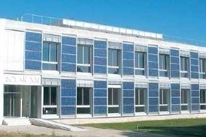 Instituto INETI, Lissabon - Pedro Cabrito & Isabel Diniz, Solar XXI