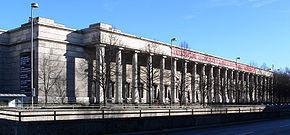 Haus der Kunst, 1937-45 - Paul Ludwig Troost