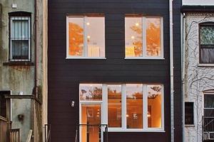 Tighthouse (Brooklyn/New York/US), Fabrica718 mit studio Cicetti, architect pc