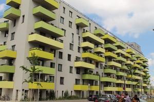 Wohnhausanlage SoWieSo, Wien/AT von s&s architekten