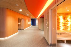 Abb. 7: Emser Therme, Bad Ems: Sauna Innenbereich