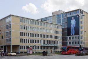 Alter Bundesrechnungshof Frankfurt a. M.<br />