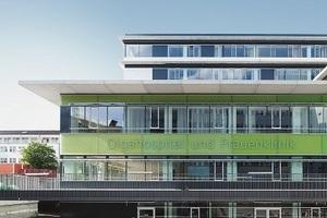Klinikum Stuttgart: Olgahospital