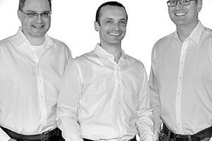 """<div class=""""fliesstext_vita""""><strong>Ertl Tragwerk GmbH &amp; Co. KG,</strong> v.l.: Oliver Faulhaber, Gregor Krason und Michael Ersfeld<br /><br />Ertl Tragwerk – Ingenieurbüro für Tragwerksplanung wurde 1981 von Hans Ertl in Meckenheim gegründet. Seine Vision, dass die Arbeit von besonderem Verständnis für die Arbeits- und Planungsweise der Architekten geprägt ist, bestimmt auch heute den Arbeitsalltag von Ertl Tragwerk. Seit 2011 führen Dipl.-Ing. Michael Ersfeld, Dipl.-Ing. Oliver Faulhaber und Dipl.-Ing. Gregor Krason das Büro mit 9 Mitarbeitern.</div>"""