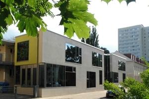 Zu besichtigen: Kindertagesstätte, Am Kanal 67, 14467 Potsdam Architekt: Wolfhardt Focke (Potsdam) Bauherr: Evangelisches Jugend- und Fürsorgewerk Fertigstellung: 2013