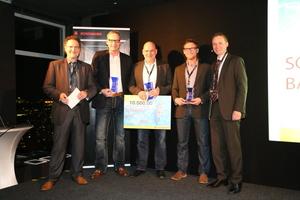 """Gewinner des Wettbewerbs """"Schwimmbad des Jahres 2013"""""""