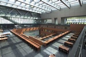 Chinesische Nationalbibliothek, Peking