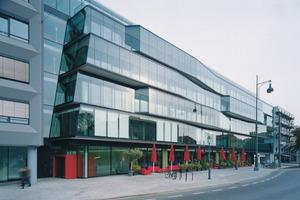 ©AngeloKaunat: PATRIZIA Immobilien, Augsburg