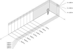 Typisches Modulbau-Planungsraster