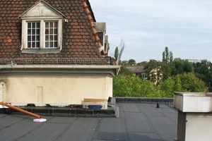 """<div class=""""5.6 Bildunterschrift"""">Bei älteren Gebäuden entspricht die Wärmedämmung des Daches nur in wenigen Fällen den Vorgaben der EnEV</div>"""