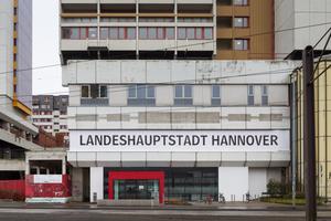 Die Stadt Hannover ist eine der Hauptmieter der Büroflächen im Ihme Zentrum