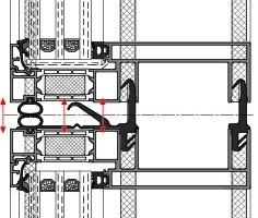 Abb. 5: Prinzipaufbau-Elementfassade
