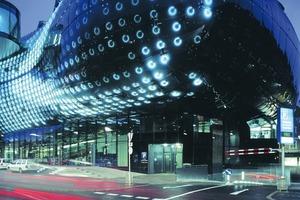 Kunsthaus Graz, 2003, Peter Cook und Bollinger und Grohmann<br /><br />