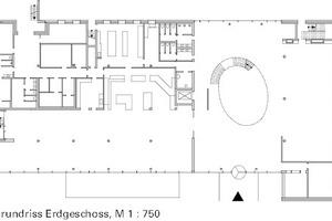 """<div class=""""15.6 Bildunterschrift"""">Grundriss Erdgeschoss, M 1:750</div>"""