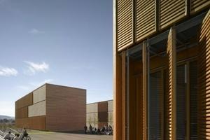 Hochschule für Technik und Wirtschaft Aalen, MGF Architekten