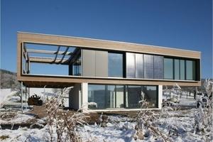 Auszeichnung: Schaller + Sternagel Architekten, Allensbach, mit Wohn- und Werkstattgebäude Klavier Matz in Öhningen