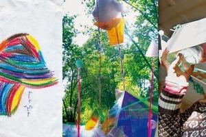 Serie Regenbogenwelt