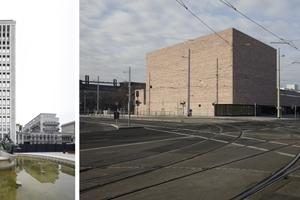 """Nomminiert: """"Gerling Quartier"""" von kister scheithauer gross architekten und die """"Katholische Propsteikirche St. Trinitatis"""" von Schulz und Schulz"""