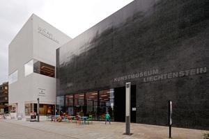 Rechts das Kunstmuseum, links der Zu- und Erweiterungsbau