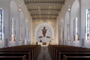 Kirche St. Georg, Stuttgart - Peter W. Schmidt BDA, Pforzheim