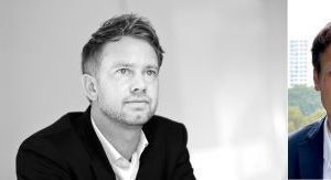 Am ersten Tag sprechen Regine Leibinger, Mike Schlaich, Kasper Guldager Jensen, Dirk Hebel, Andreas Fuchs über smart building materials – smart building construction