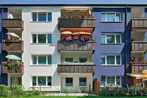 1. Preis WDVS-Fassaden: Wohnanlage Düpheid, Hamburg – Augustin+Sawallich Planungsgesellschaft mbH, Hamburg