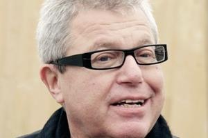 Daniel Libeskind erläutert seine Pläne<br />
