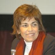 Francisca Abreu/Kulturdezernentin Guimaraes, Leiterin Bewerbung Guimaraes 2012