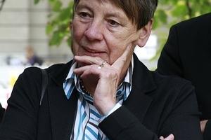 Bundesbauministerin Barbara Hendricks übernimmt die Schirmherrschaft