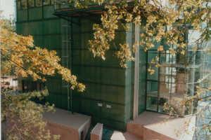 Biospärenhaus in Fischbach, 2001, Stephan Böhm